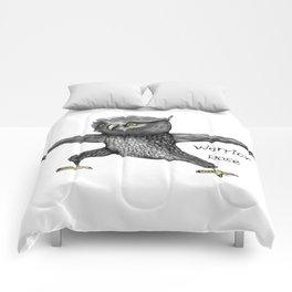 Warrior pose Comforters