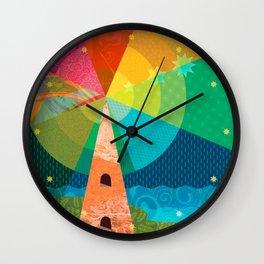Light-House-Fantastic Wall Clock