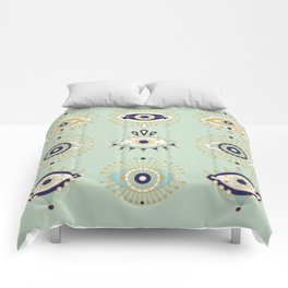 Evil Eye Collection Comforters