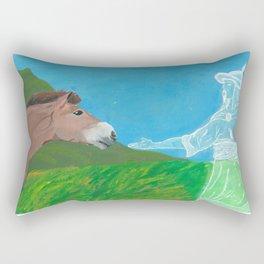 Beakoning Rectangular Pillow