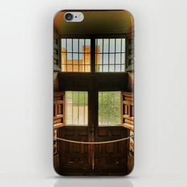 Palace Windows iPhone Skin