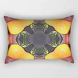 Fruit of Abundance Rectangular Pillow