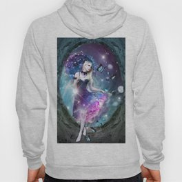 Ethereal keeper of worlds Hoody