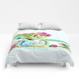 morning tea Comforters