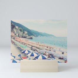 Monterosso al Mare, Cinque Terre, Italy Mini Art Print