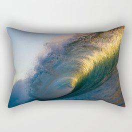 Inhale Rectangular Pillow