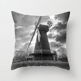Davidsons Mill Throw Pillow