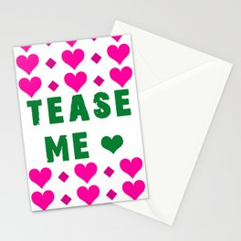 Tease Me Stationery Cards