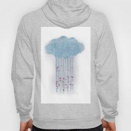 Rain in the woods Hoody