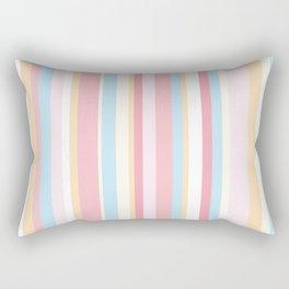 Whale Beach Stripe Rectangular Pillow