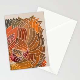 Inner Flow 002 - Blossom Stationery Cards
