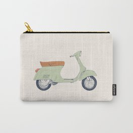 Italian Moto Carry-All Pouch