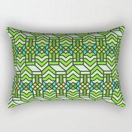 Op Art 122 Rectangular Pillow