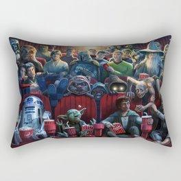 Nerd Haven Rectangular Pillow