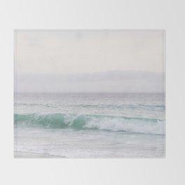 Hyams Beach Throw Blanket