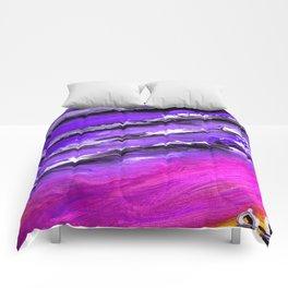 Cortez beach Comforters
