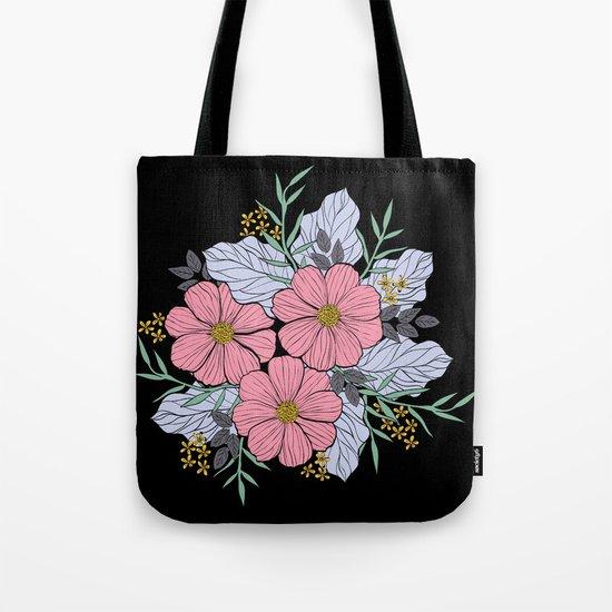 Bloom, spring flowers Tote Bag