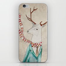 Dear deer. iPhone & iPod Skin