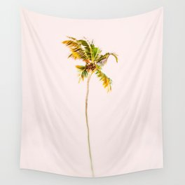 Lone Palm Wall Tapestry