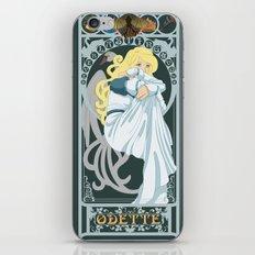 Odette Nouveau - Swan Princess iPhone & iPod Skin