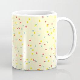 Mid-Century Small Dots, Collection 1 Coffee Mug