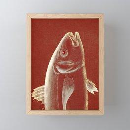 Piscibus 2 Framed Mini Art Print