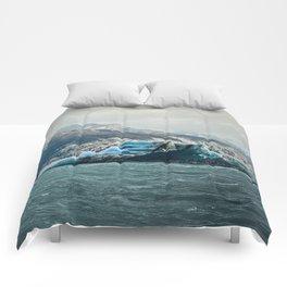 Ice Sea 4 Comforters