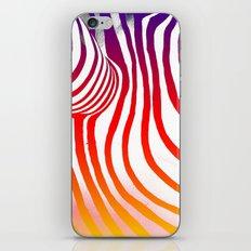 Zebracol iPhone & iPod Skin