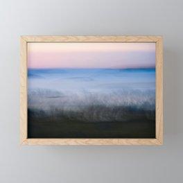 Adventure Along the Wild Sea Framed Mini Art Print