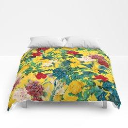 Fertile Forest Comforters
