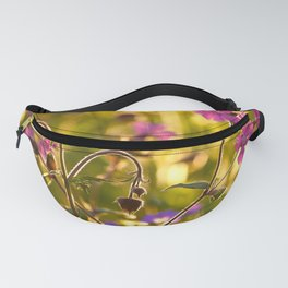 Summer Dream Wildflowers Meadow #decor #society6 Fanny Pack