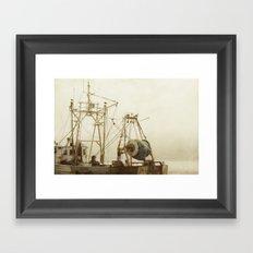 Misty Mae Framed Art Print