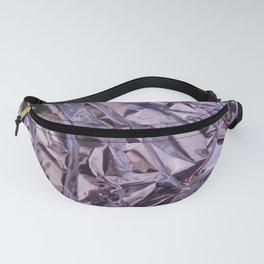 Chrome Folds Fanny Pack