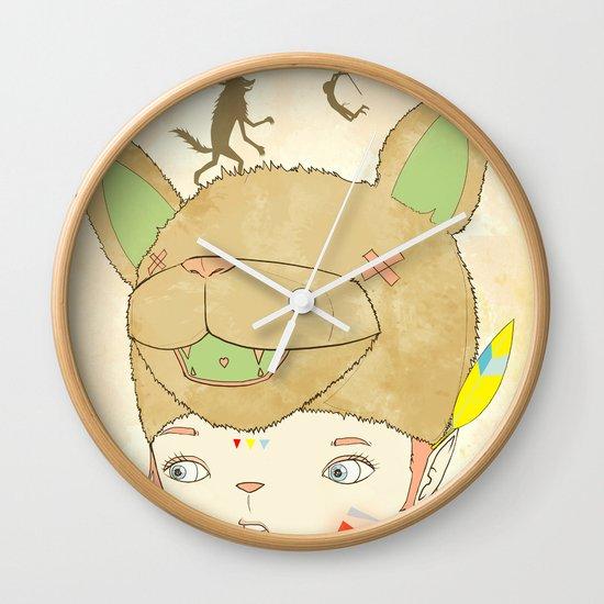 왕좌의 귀환 : RETURN OF THE THRONE Wall Clock
