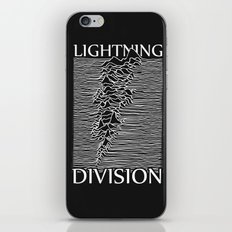 Lightning Division iPhone & iPod Skin