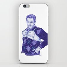 The Manzier iPhone & iPod Skin