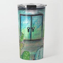 cactus are awesome Travel Mug