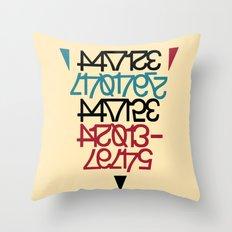 #problems=#money Throw Pillow