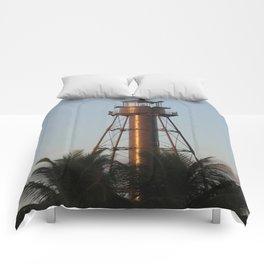 Sanibel Light Comforters