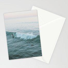 lets surf v Stationery Cards