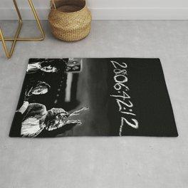 Donnie Darko Poster Rug