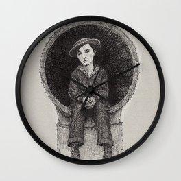 The Navigator Buster Keaton Wall Clock