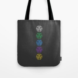 Engrams Tote Bag