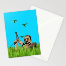 Duck Hunting On Shabbos Stationery Cards