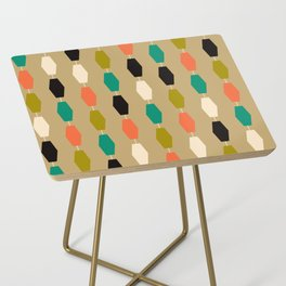 Colima - Tan Side Table