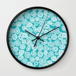 Absract Circles Wall Clock