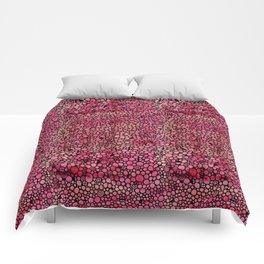Pinks and Bubbles Comforters