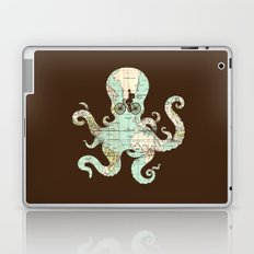 All Around The World Laptop & iPad Skin