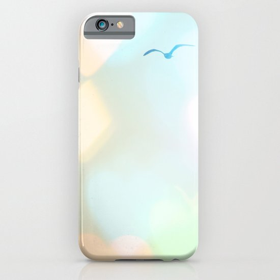 Sky Of Hearts iPhone & iPod Case