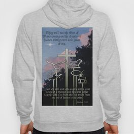 The Coming of the Son of Man Hoody